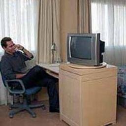 Chambre Comfort Suites Alphaville