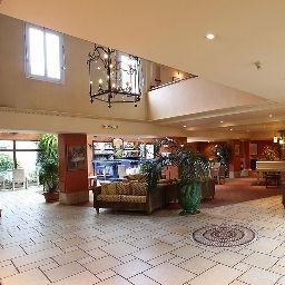 Hotelhalle Villa des Impressionnistes