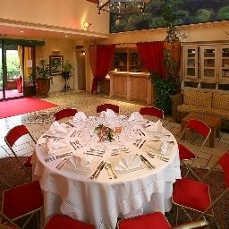 Bankettsaal Villa des Impressionnistes