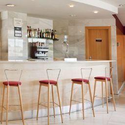Bar del hotel Holiday Inn Express MADRID - RIVAS