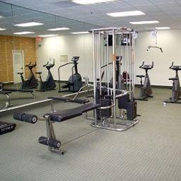 Wellness/fitness area La Quinta Inn & Suites