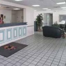 Lobby Rodeway Inn Maingate
