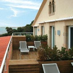 Habitación con balcón Castell de Mata