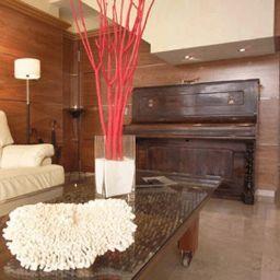 Hall de l'hôtel Hotel Calasanz