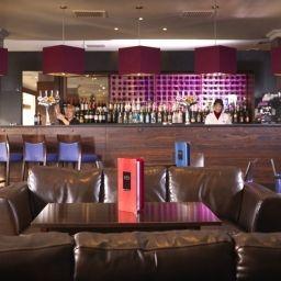 Bar de l'hôtel Crowne Plaza CHESTER