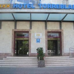 Widok zewnętrzny Monarque Torreblanca