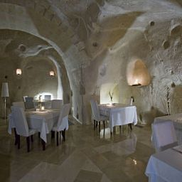 Ресторан/зал для завтрака Sant'Angelo Luxury Resort Matera (Matera)