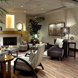 Hall de l'hôtel The Highland Dallas Curio by Hilton