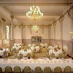 Salle de banquets Harte and Garter Hotel & Spa Windsor (Windsor and Maidenhead, England)