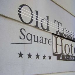Certificate/logo Old Town Square Hotel And Residence Prague (Praha)
