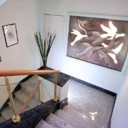 Vista all'interno Comfort Hotel Gardenia