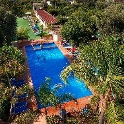 Piscina Comfort Hotel Gardenia