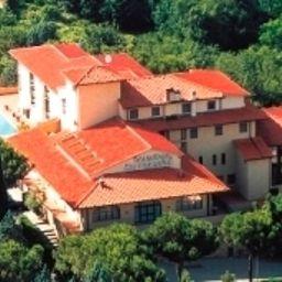 Vue extérieure Hermitage