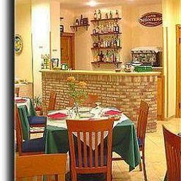 Sala colazione Cala Marina