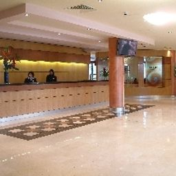 Reception Jurys Inn Heathrow London (England)