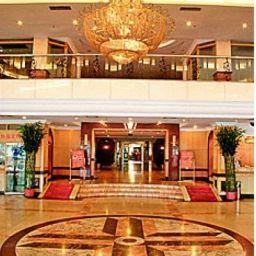 Hol hotelowy CHENGDU BUSINESS HOTEL