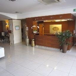 Reception Magri's Hotel