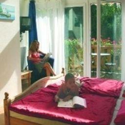 Pokój z balkonem Weisses Ross