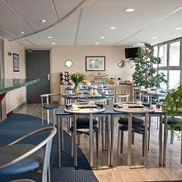 Restaurant/breakfast room Appart City Lille Euralille Residence Hoteliere La Madeleine (Nord-Pas-de-Calais)