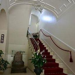 Intérieur de l'hôtel Claila