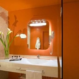 Bagno in camera San Ranieri