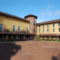 Vista exterior Villa Glicini