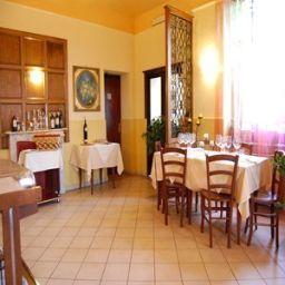Interior del hotel Villa Glicini