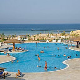 Pool Three Corners Fayrouz Plaza Beach Resort Marsa Alam