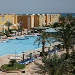 Jardín Sunrise Select Garden Beach Resort and Spa Hurghada (Rotes Meer)