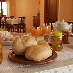 Petit-déjeuner buffet Cà 'd Gnese