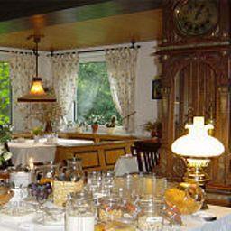 Frühstücks-Buffet Barbara