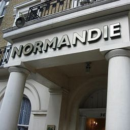 Exterior view Normandie London (England)