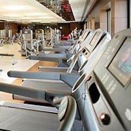 Fitness Istanbul Marriott Hotel Asia