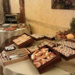 Buffet prima colazione Borgo Antico