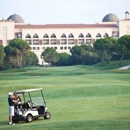 Terrain de golf The Dome Kempinski