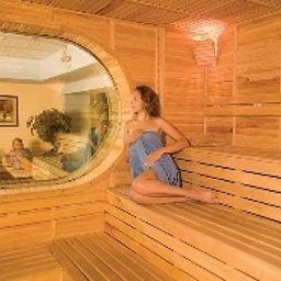 Sauna Grand Prestige Hotel Side