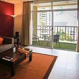 Suite Grand Mercure Bangkok Asoke Residence