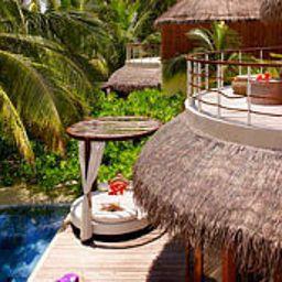 Widok zewnętrzny W Retreat & Spa - Maldives