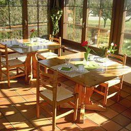Sala de desayuno Obsthof Gästehaus