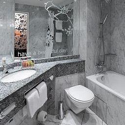 Łazienka pentahotel