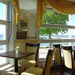 Sala colazione Strandhotel Sassnitz