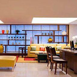 Hotelhalle Yeouido Park Centre Seoul - Marriott Executive Apartments