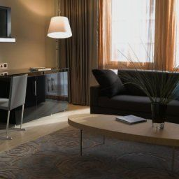 Suite Radisson Blu Edwardian New Providence Wharf London (England)