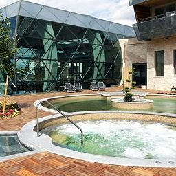 Obszar spa Spirit Thermal Spa *****superior Sárvár (Vas)