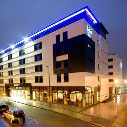 Vista exterior Jurys Inn Brighton