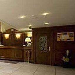 Recepción Hotel Centrum Istanbul
