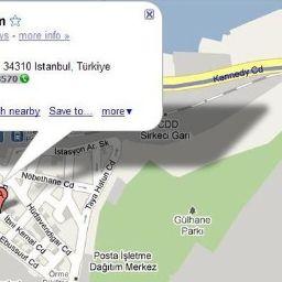 Info Hotel Centrum Istanbul