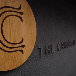 Certyfikat/logo The Cambrian