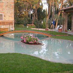 Ogród Relais Villa Petrischio