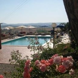 Basen Relais Villa Petrischio